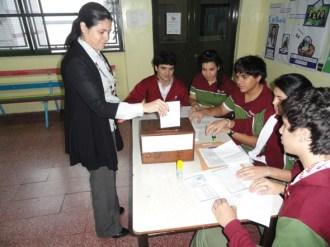 Elecciones en 6to año 9