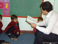 Papas lectores en Jardin - 2da semana 10