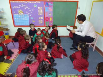 Papas lectores en Jardin - 2da semana 9