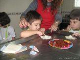 Salas de 4 preparando Pastelitos 15