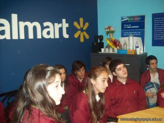 Visita a Wal Mart 4