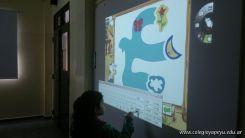 Paca la vaca con la Pizarra Digital 17