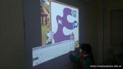 Paca la vaca con la Pizarra Digital 21
