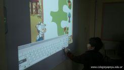 Paca la vaca con la Pizarra Digital 29
