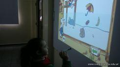 Paca la vaca con la Pizarra Digital 8