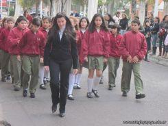 Desfile en Homenaje y Festejo de Cumple 11