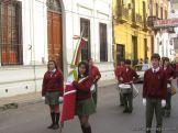 Desfile en Homenaje y Festejo de Cumple 113