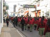 Desfile en Homenaje y Festejo de Cumple 119