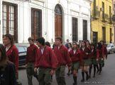 Desfile en Homenaje y Festejo de Cumple 124