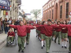 Desfile en Homenaje y Festejo de Cumple 125