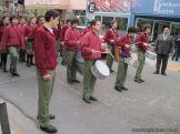 Desfile en Homenaje y Festejo de Cumple 128