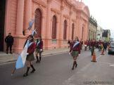 Desfile en Homenaje y Festejo de Cumple 139