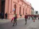 Desfile en Homenaje y Festejo de Cumple 141