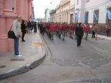 Desfile en Homenaje y Festejo de Cumple 145