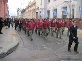 Desfile en Homenaje y Festejo de Cumple 146