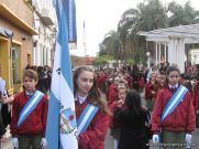 Desfile en Homenaje y Festejo de Cumple 16