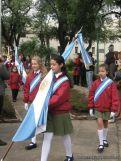 Desfile en Homenaje y Festejo de Cumple 186