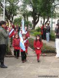 Desfile en Homenaje y Festejo de Cumple 187