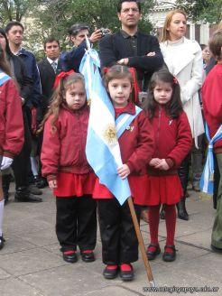 Desfile en Homenaje y Festejo de Cumple 196