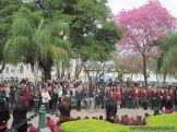 Desfile en Homenaje y Festejo de Cumple 218