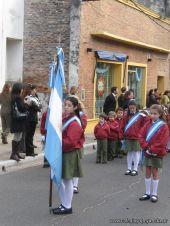 Desfile en Homenaje y Festejo de Cumple 24