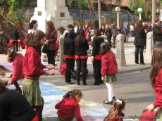 Desfile en Homenaje y Festejo de Cumple 332