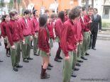 Desfile en Homenaje y Festejo de Cumple 67