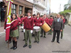 Desfile en Homenaje y Festejo de Cumple 81