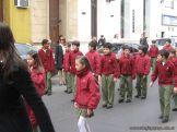 Desfile en Homenaje y Festejo de Cumple 97