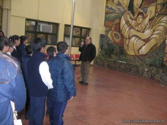 Visita de la Escuela Misericordia 113
