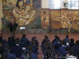 Visita de la Escuela Misericordia 114