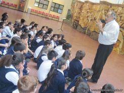 Visita de la Escuela Misericordia 21