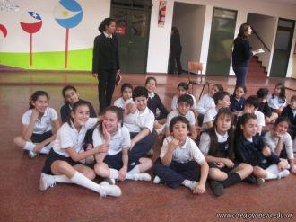 Visita de la Escuela Misericordia 42