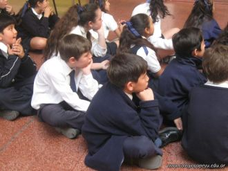 Visita de la Escuela Misericordia 45