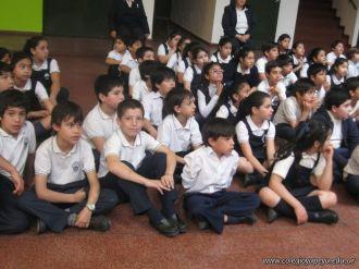 Visita de la Escuela Misericordia 56