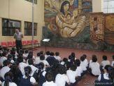 Visita de la Escuela Misericordia 68