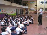 Visita de la Escuela Misericordia 79