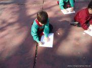 Dibujamos un Lapacho 55