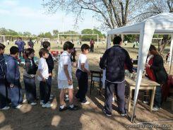 Encuentro Deportivo de Primaria 101