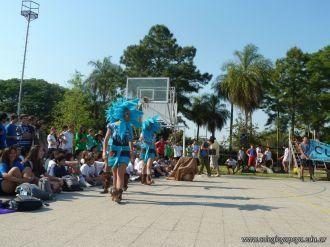 Jornada en el Campo Deportivo de la Semana del Estudiante 100