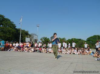Jornada en el Campo Deportivo de la Semana del Estudiante 97