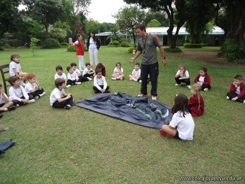Actividades Precampamentiles de Salas de 5 16