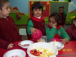 Preparamos Ensalada de Frutas 10