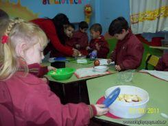 Preparamos Ensalada de Frutas 11