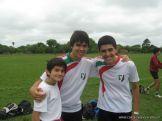 Primer partido de la Copa Coca Cola 2011 2