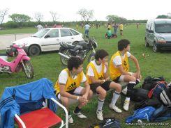 Primer partido de la Copa Coca Cola 2011 22
