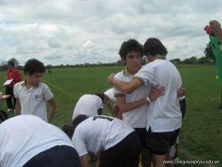 Primer partido de la Copa Coca Cola 2011 27