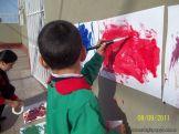 Salas de 3 pintando 17