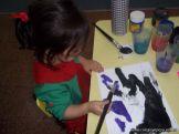 Salas de 3 pintando 28