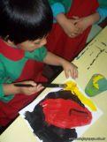Salas de 3 pintando 31